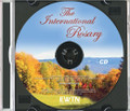 THE INTERNATIONAL ROSARY- EWTN - CD