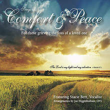SONGS OF COMFORT & PEACE by Stacie Bert