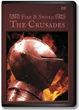 FIRE & SWORD - THE CRUSADES-DVD