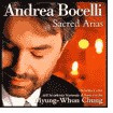 SACRED ARIAS by Andrea Bocelli