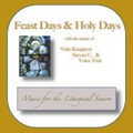 FEAST DAYS & HOLY DAYS by Vicki Kueppers