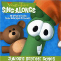 JUNIORS BEDTIME SONGS CD by Veggie Tales