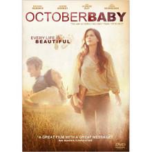 OCTOBER BABY-DVD