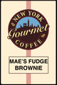 Mae's Fudge Brownie