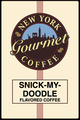 Snick-My-Doodle Coffee