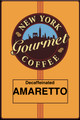 Decaffeinated Amaretto Coffee