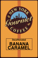 Decaffeinated Banana Caramel