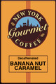 Decaffeinated Banana Nut Caramel