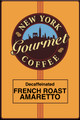 Decaffeinated French Roast Amaretto