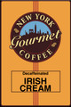 Decaffeinated Irish Cream coffee