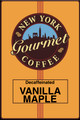 Decaffeinated Vanilla Maple