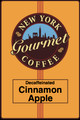 Decaffeinated Cinnamon Apple Coffee