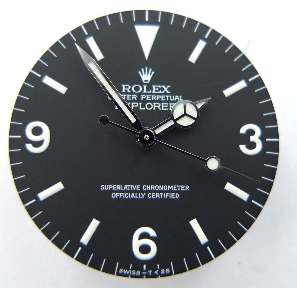 Rolex Parts