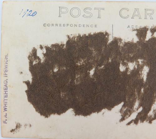 RARE 1920 IPSWICH GRAMMAR QLD BOYS SCHOOL GROUP PHOTO REAL PHOTO POSTCARD.