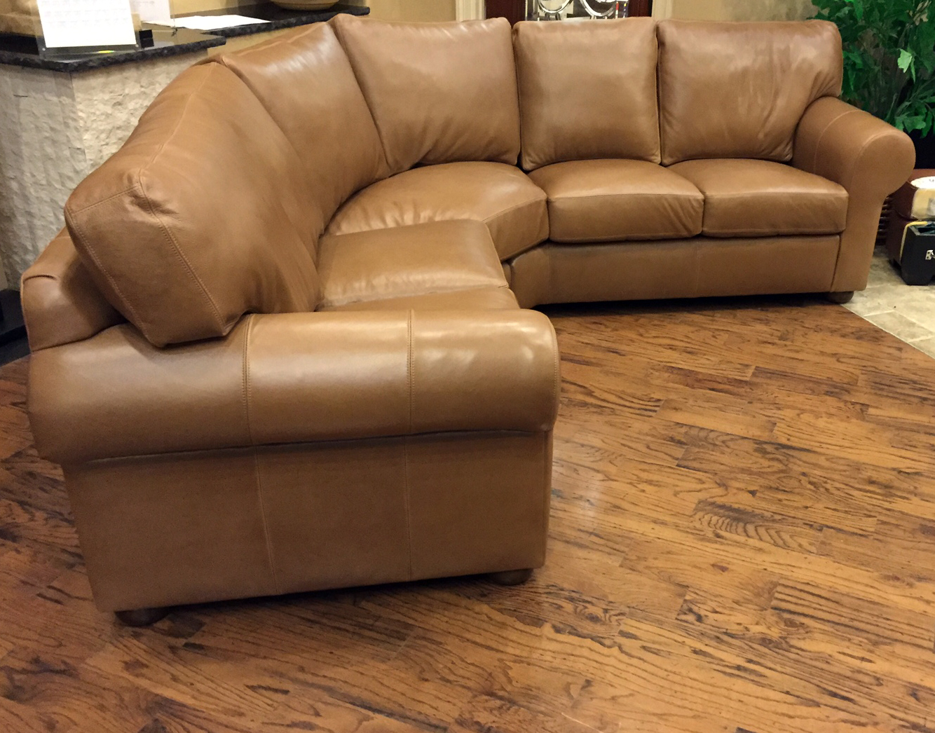 Sock Arm Sectional