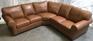 American Heritage Custom Arm Sectional