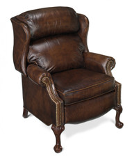 Ball Claw Recliner color as shown not available