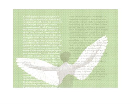 Em Letterpress - Birds of a Feather