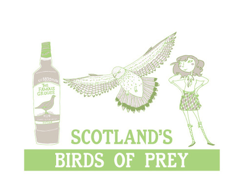 Glasgow Press - Birds of a Feather