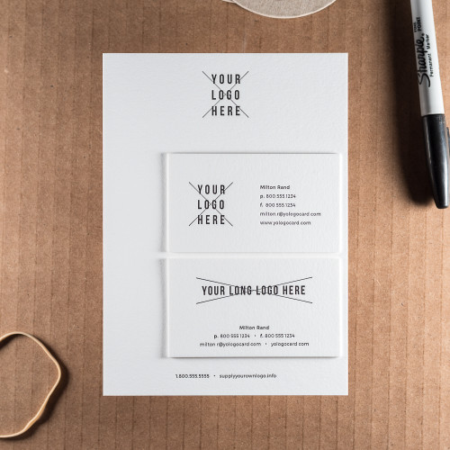YOLOGO - Notecard & Calling Card Set