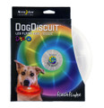 Nite Ize Dog Biscuit - Disc-O Light-Up Dog Disc
