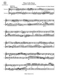Full Score, Duet no 1 (1st page)