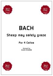 Johann Sebastian BACH, Sheep may safely graze