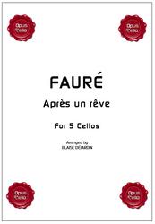 Gabriel FAURE, Apres un reve