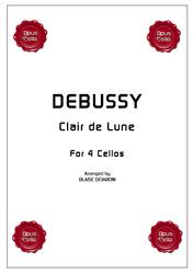 Claude DEBUSSY, Clair de Lune