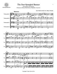 Full score, 1st page.