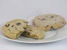 Fresh Handmade Chocolate Chip Cookies (12)