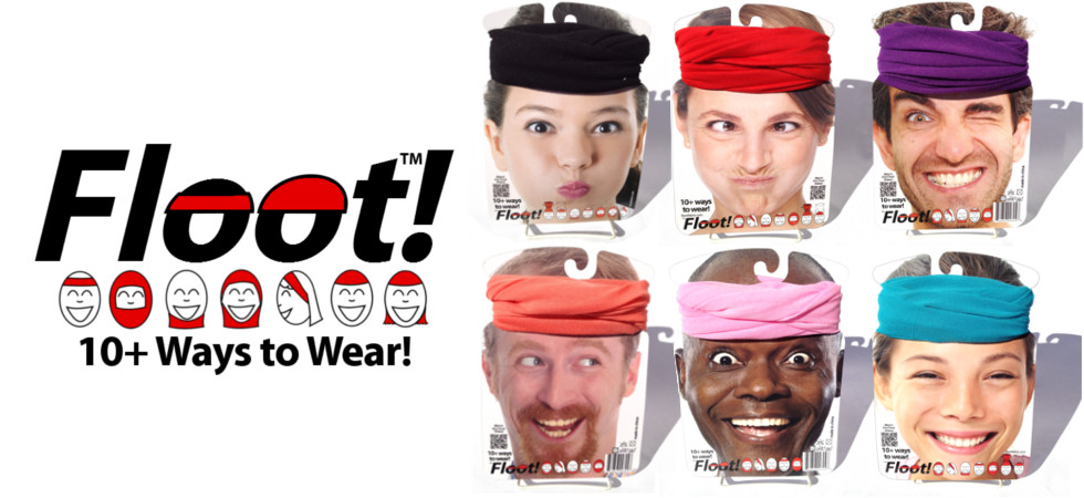 Floot Headwear; 10+ Ways to Wear!