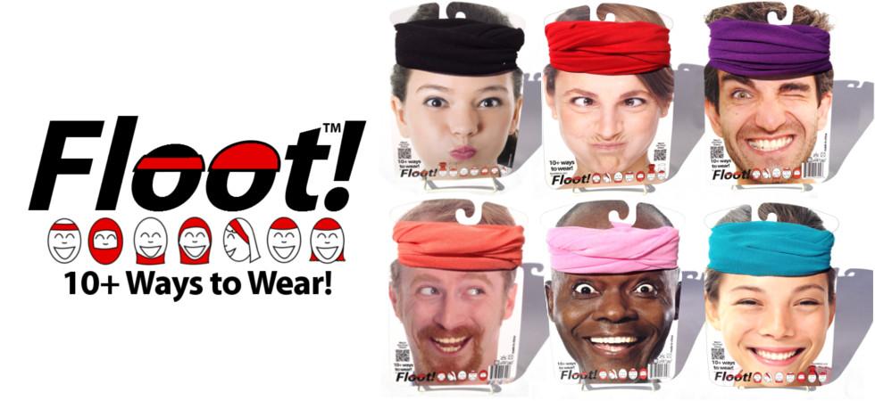 Floot Headwear; 10+ Ways to Wear!