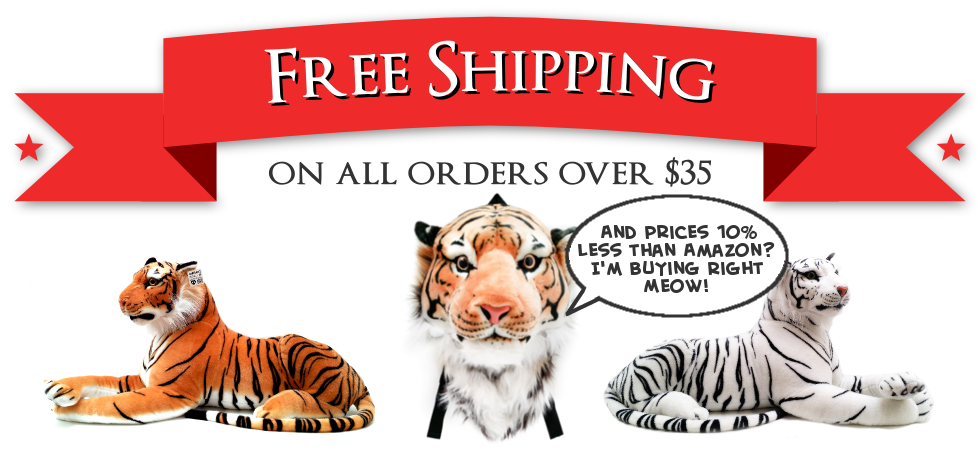 Free Shipping on all orders over 35