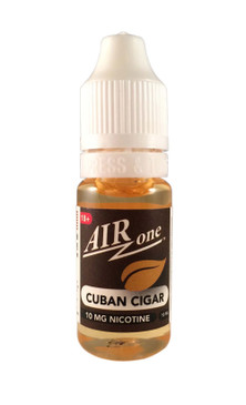 E-Liquid 10 MG - CUBAN CIGAR