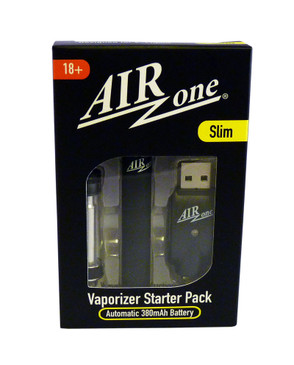 Air One® Starter Kit 380mAh - Black