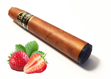 E-Cigar - STRAWBERRY Flavor (0mg)