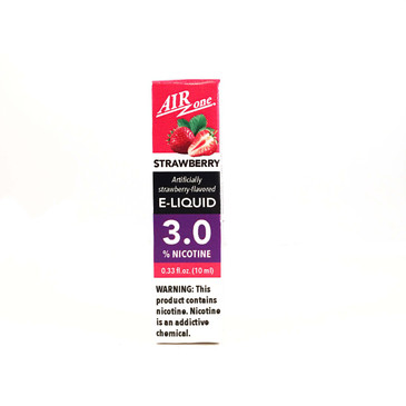 E-Liquid 3.0% - Strawberry