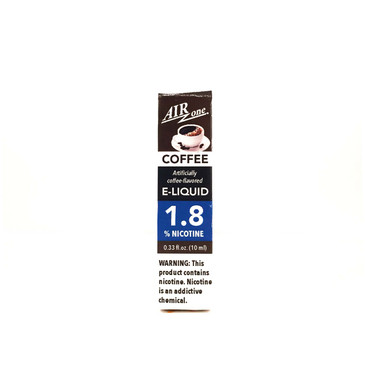 E-Liquid 1.8% - Coffee