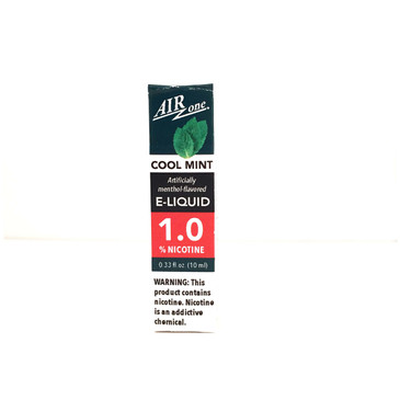 E-Liquid 1.0% - Cool Mint