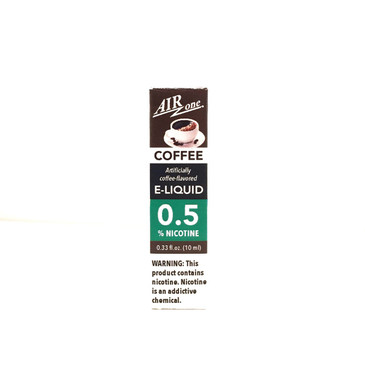 E-Liquid 0.5% - Coffee