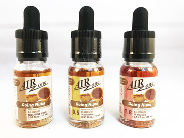 E-Liquid 1.8% - Going Nuts