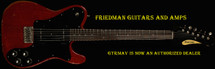 Friedman T P-15 Transparent Cherry