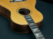 Bedell Guitar Revere Parlor Brazilian Rosewood