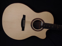 PRS Private Stock Angelus #5643 Madagascar Acoustic Guitar