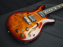 PRS Hollowbody II Preowned 2015 Mint 10 Top