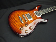 PRS McCarty 594 Black Gold Wrap Artist Package