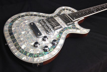 Zemaitis Little Ring CS24PF Custom Shop 24  Pearl Front Guitar