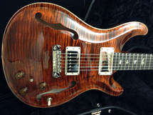 PRS Paul Reed Smith Hollowbody II HB2 Orange Tiger