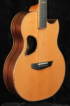 McPherson Custom 4.0 Camrielle - East Indian Rosewood/ Redwood
